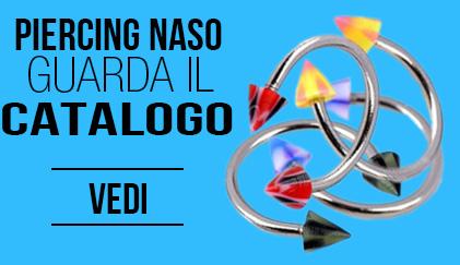 Piercings Naso